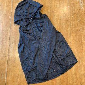Lululemon Pack it up Jacket Leopard Print Black